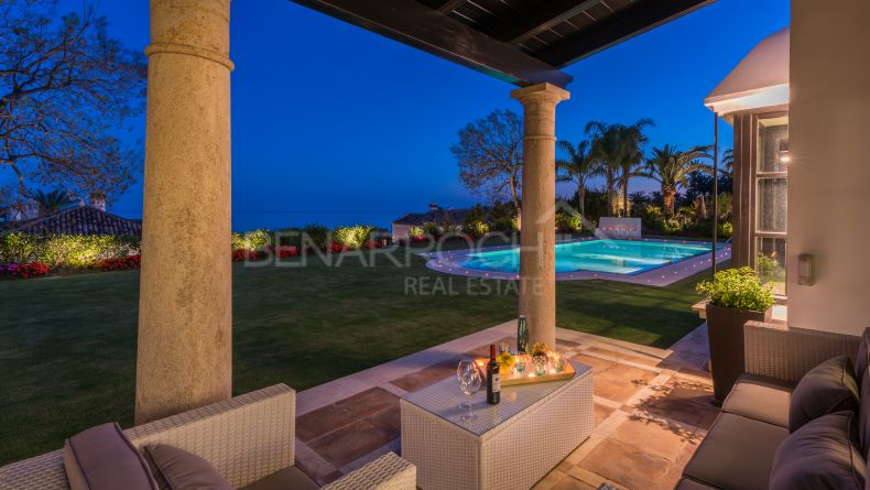 Spectacular villa in Sierra Blanca, Golden Mile