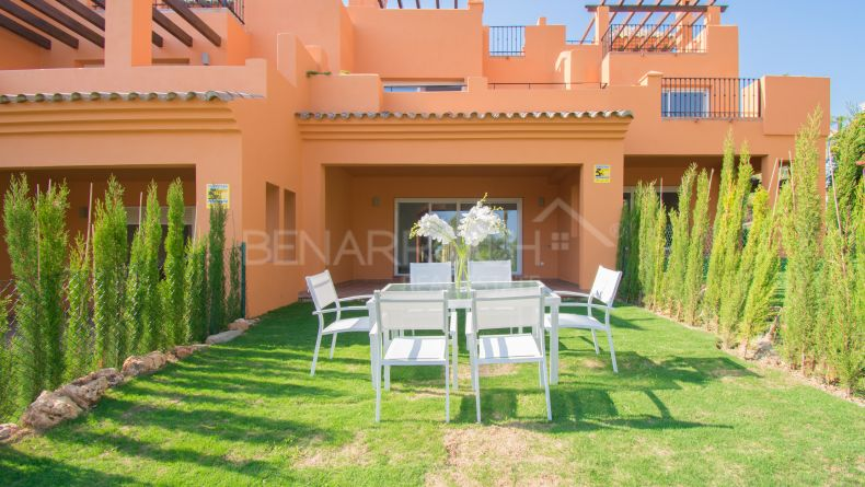 Townhouse in El Paraiso Bellevue, Benahavis