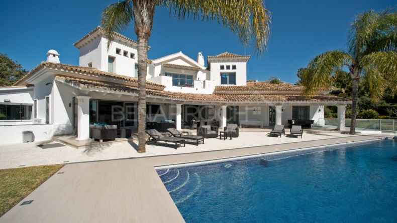 Fantastic villa in the urbanization Vega del Colorado, Benahavis