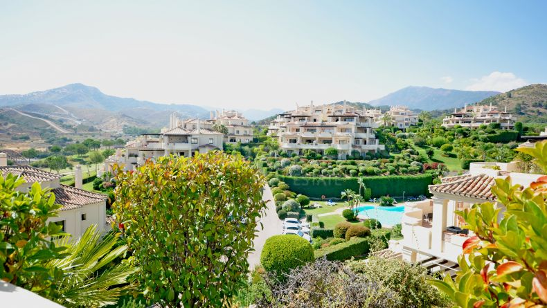 Ground floor apartment in Capanes del Golf, Benahavis