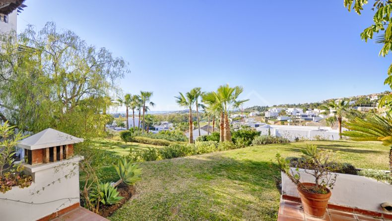 Charming apartment in Lomas del Marqués, Benahavis