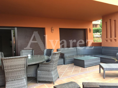 Apartamento Planta Baja en Costa Galera, Estepona