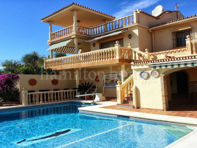 Villa in La Duquesa, Manilva