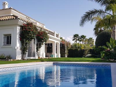 Villa in Guadalmina Baja, San Pedro de Alcantara