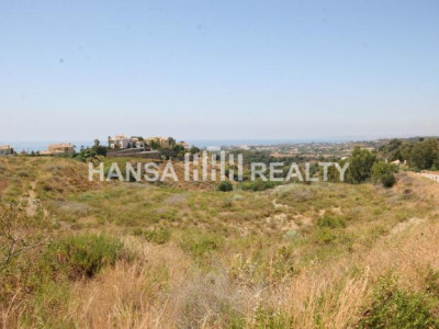 Plot with Sea Views on the Costa del Sol