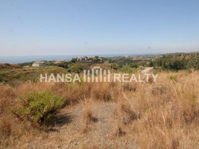 Plot with Sea Views on the Costa del Sol