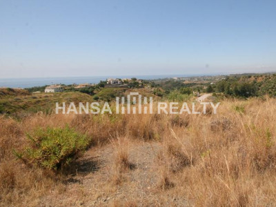 Flat Plot with Sea Views in Estepona