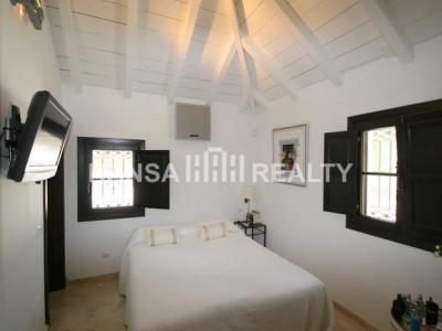 Costa del Sol: Villa à Casares