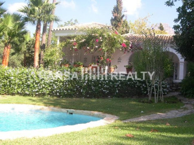 Marbella: Private Villa in Marbella Hill Club