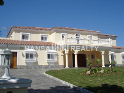 VILLA CLOSE TO REAL CLUB DE GOLF SOTOGRANDE