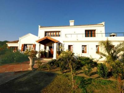 Cortijo-style villa La Reserva Sotogrande