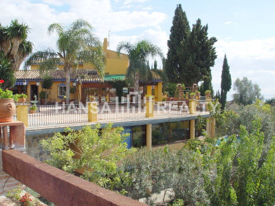 ANDALUSIAN VILLA WITH PANORAMIC VIEWS,EL ROSARIO,MARBELLA