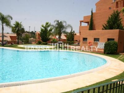 Wohnung in Santa Maria Golf, Elviria, Marbella