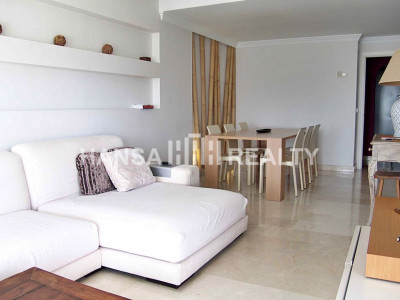 LUXURY FURNISHED APARTMENT FOR LONG TERM RENT - Apartment for rent in Santa Maria Golf, Marbella East