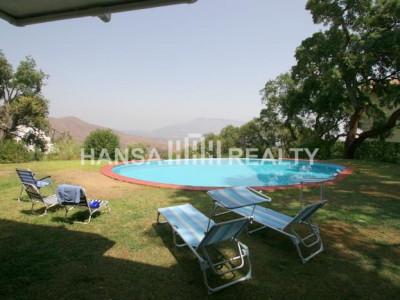 Villa for long and short term rent in La Mairena, Elviria Alta
