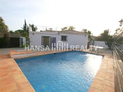 MARBELLA EAST LONG TERM RENT BEACHSIDE VILLA - Villa for rent in Marbesa, Marbella East
