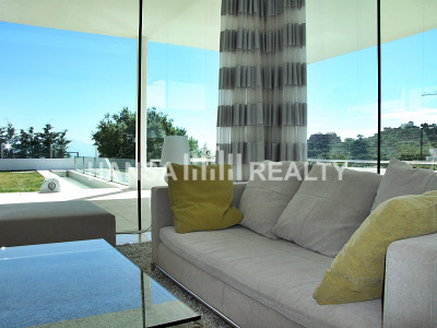 CONTEMPORARY VILLA IN LA MAIRENA,MARBELLA - Villa for rent in La Mairena, Marbella East