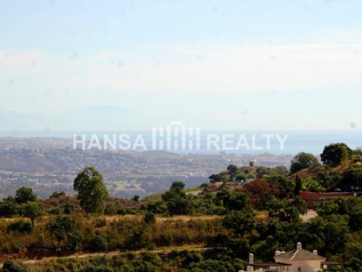 PLOT WITH PANORAMIC VIEWS