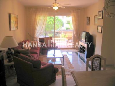 Первый этаж квартиры на пляже Elviria, Марбелья