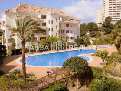 BEACHSIDE APARTMENT IN ELVIRIA MARBELLA
