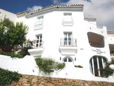 COSY DUPLEX APARTMENT IN THE HILLS OF LOS MONTEROS,MARBELLA
