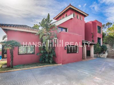 MAGNIFICENT VILLA IN HACIENDA LAS CHAPAS - Villa for rent in Hacienda las Chapas, Marbella East
