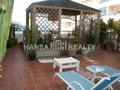 First line beach apartment with huge terrace and sea views - Apartment for rent in Marbella Centro, Marbella
