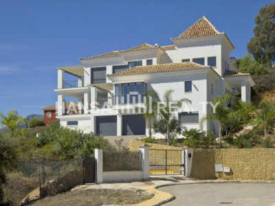 UNIQUE VILLA IN ALTOS DE LOS MONTEROS,MARBELLA