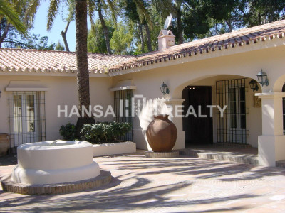 Villa in Monteros Playa, Marbella