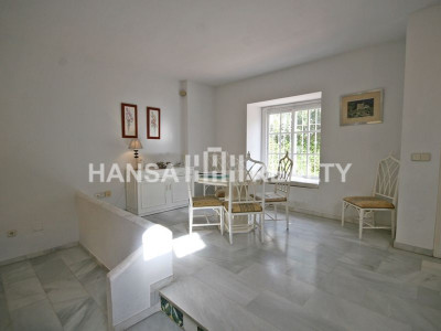 Townhouse near Puerto Banús - Town House for rent in Marbella - Puerto Banus
