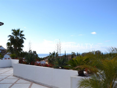 Luxury penthouse for rent in Marbella Golden Mile
