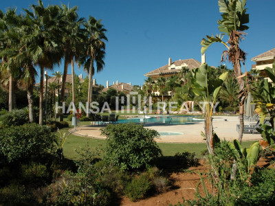 RECENTLY REFURBISHED LUXURY LIVING OPPOSITE VALDERRAMA GOLF SOTOGRANDE