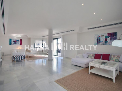 Modern penthouse in El Polo de Sotogrande