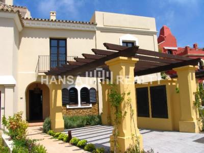 Cette maison de luxe situé dans la Reserva de Sotogrande