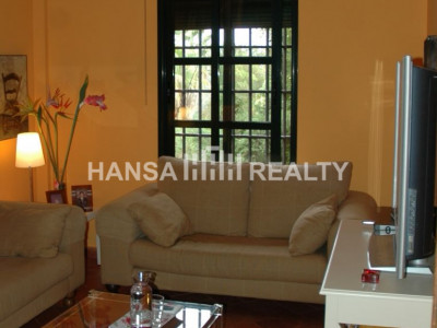 Artistic 3-storey family home in Sotogrande Alto