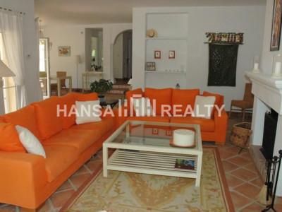 Nice Villa with sea views close to Almenara Golf