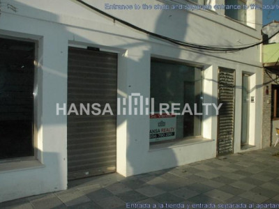 Commercial Building with apartment next to Sotogrande