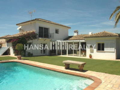 MODERNISED ANDALUSIAN STYLE HOME SOTOGRANDE