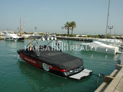 10 x 4 m Mooring in the prestigious marina of Sotogrande