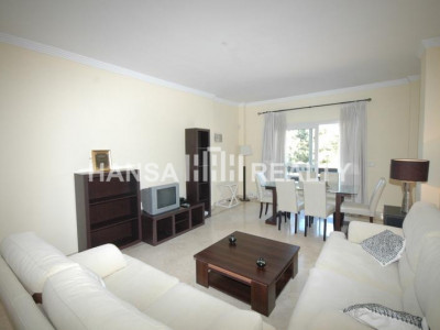 Beautiful apartment close to golf course