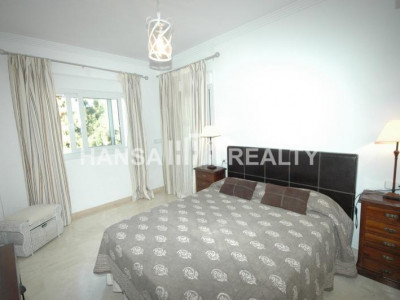 Beautiful apartment close to golf course - Apartment for rent in Pueblo Nuevo de Guadiaro