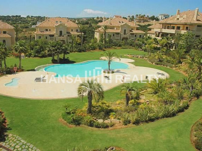 Penthouse in most luxurious urbanisation of Sotogrande