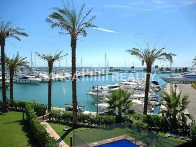 Lujoso apartamento con vistas fantásticas al Puerto