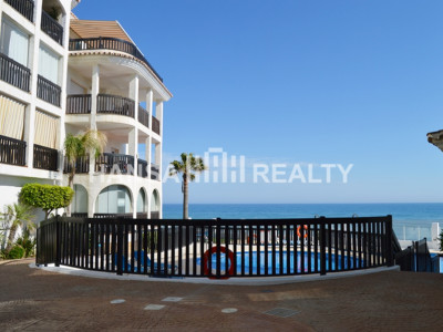 FRONT LINE BEACH APARTMENT CALAHONDA - Apartment for rent in Calahonda, Mijas Costa
