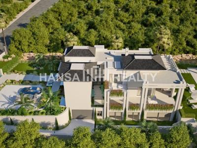 LUXURY VILLA FOR SALE UNDER CONSTRUCTION BENAHAVIS