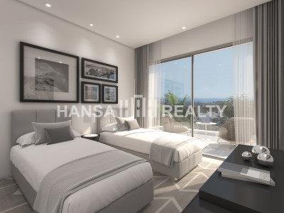 Spectacular new development of 2 and 3 bedroom apartments in Casares with the first Crystal Lagoon of its type in Europe.