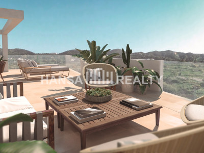 CONTEMPORARY DESIGN APARTMENT LAS LAGUNAS MIJAS FUENGIROLA