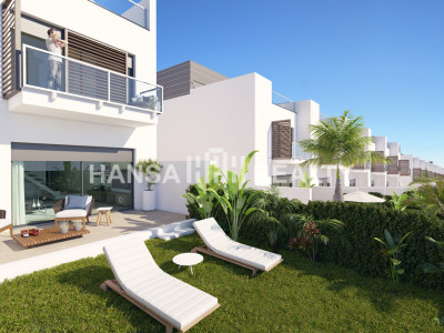 Stunning contemporary Town Houses in Manilva Playa