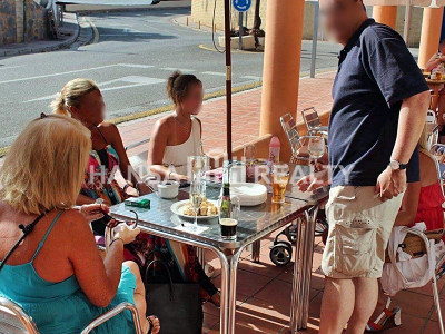 FULLY EQUIPPED BAR CALAHONDA MIJAS