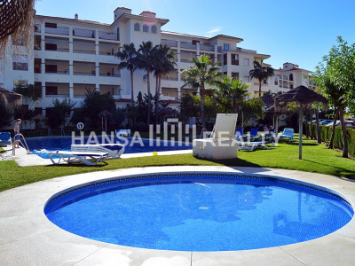 LARGE APARTMENT PANORAMIC VIEWS MIJAS GOLF